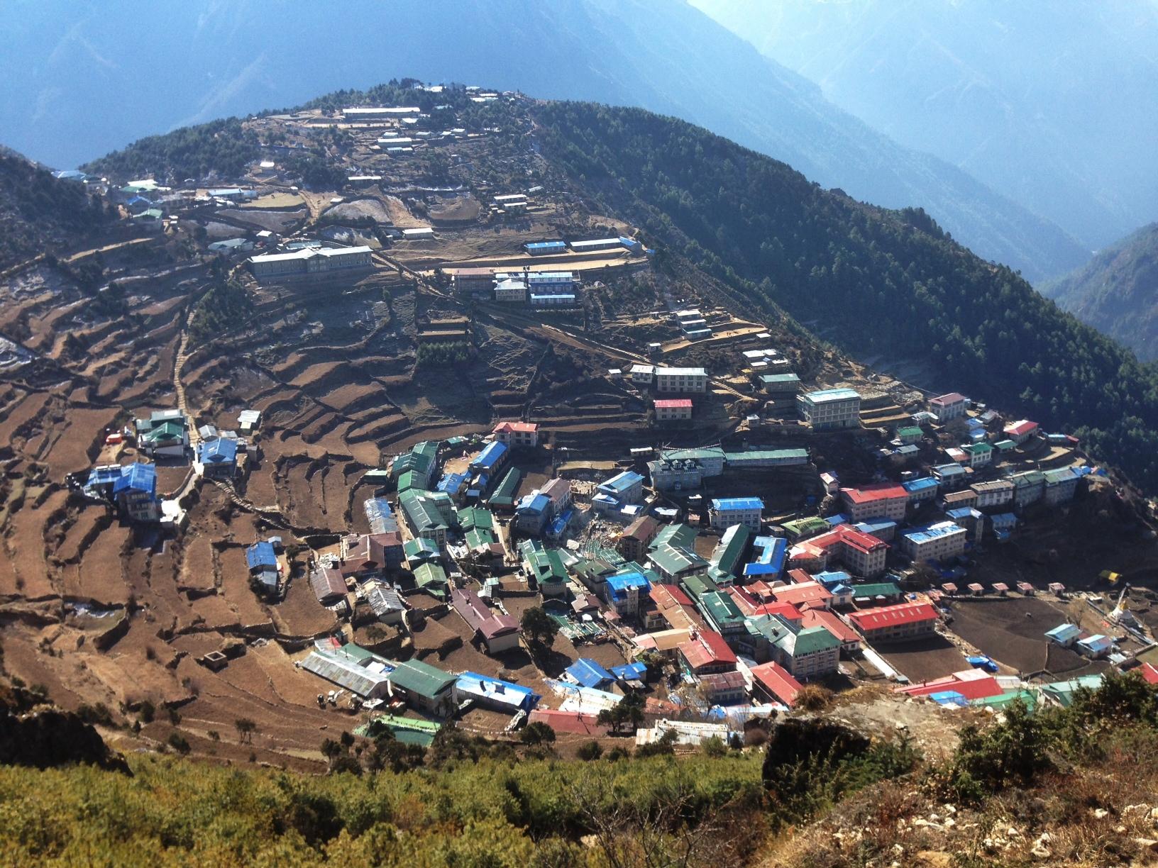 Namche Bazaar | DBGS Adventures